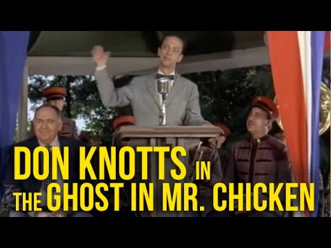 the ghost and mr chicken movie on youtube