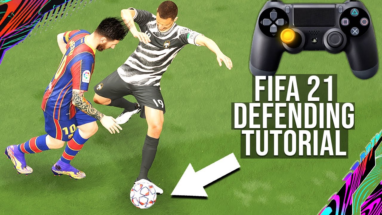 How To Defend & Predict What Your Opponent Is Doing - Inside The Mind of An Elite Player FIFA 21