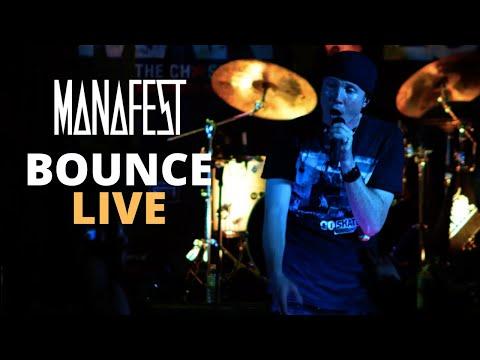 Manafest Bounce  in Concert