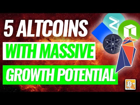5 Altcoins READY TO SURGE. Altcoins to BUY NOW. Raven Coin, ZILIQA, WAVES, NEO,