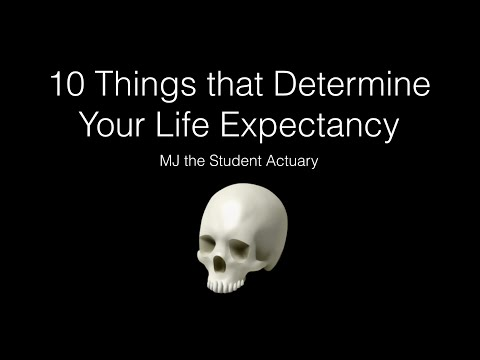 10 Things That Determine Your Life Expectancy
