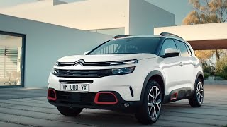 Citroën C5 Aircross Suv Feature Video🇫🇷