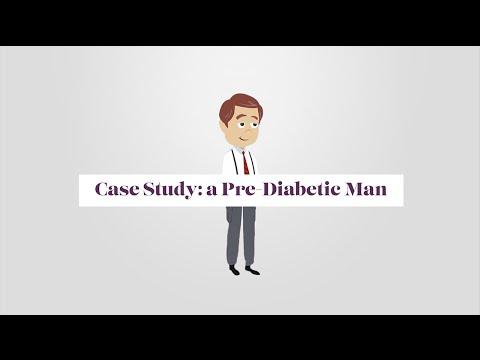 Case Study: A Pre-Diabetic Middle-aged Man