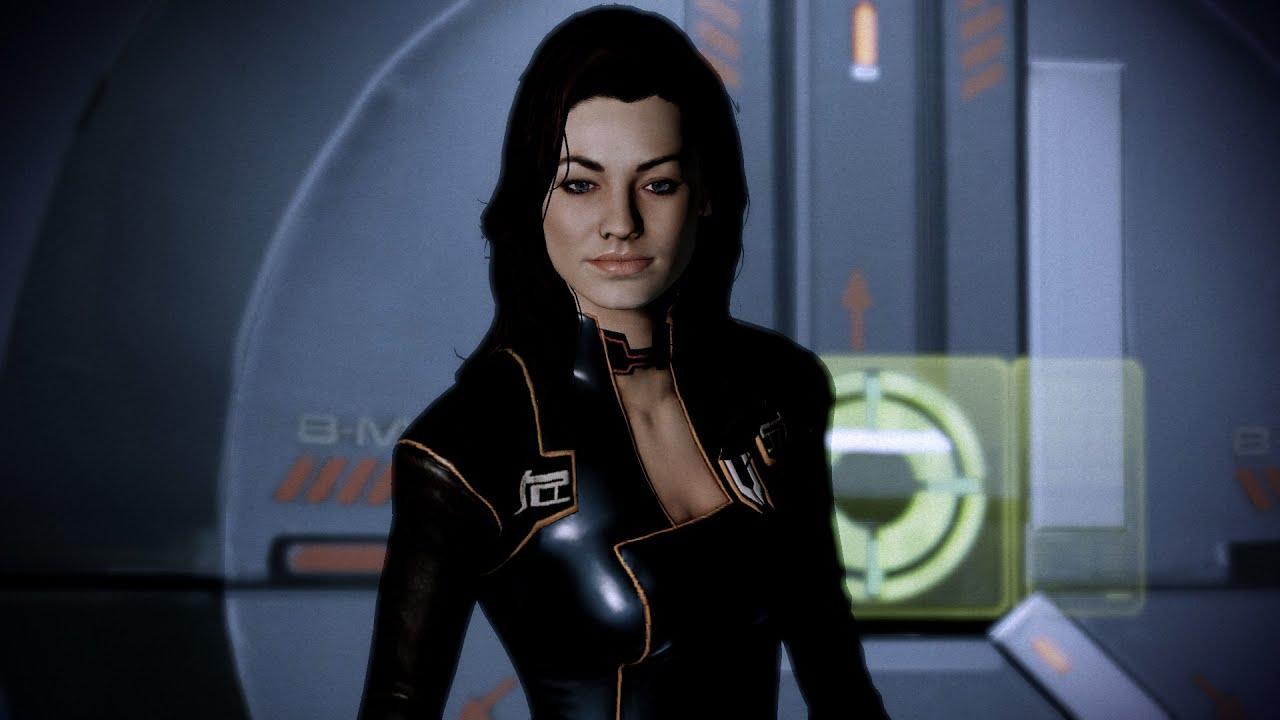 Wallpaper Effect 3d Mass Effect 3 Miranda Lawson Sexy Dancing 3d Render