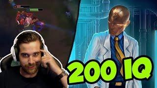 200 IQ LEE SIN PLAYER!