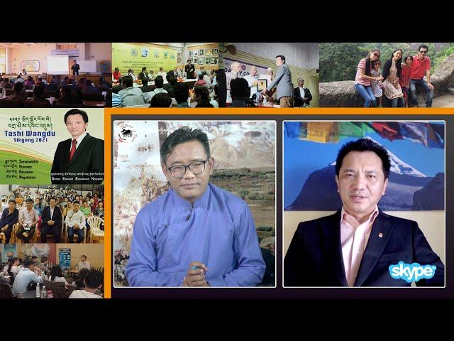 My Sikyong: Tashi Wangdu and his Manifesto