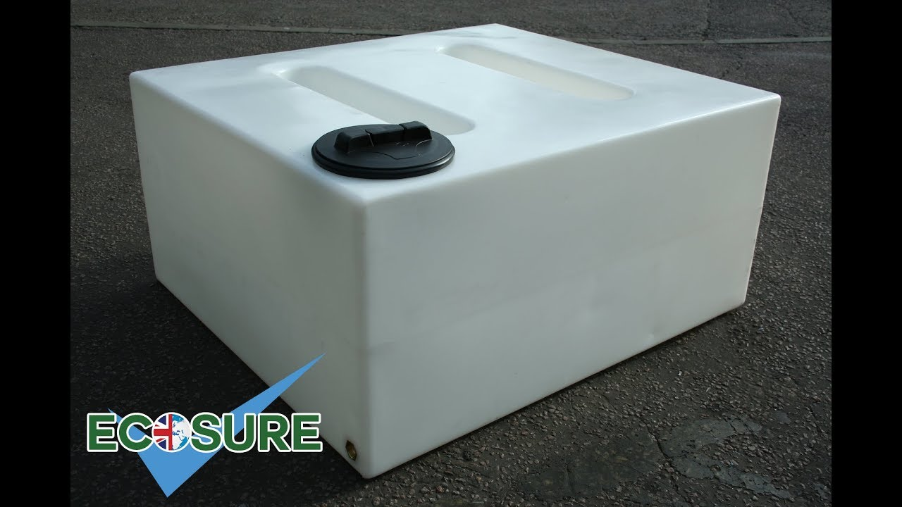 Valeting Window Cleaning Camping 210L Litre Upright Plastic WaterStorage Tank