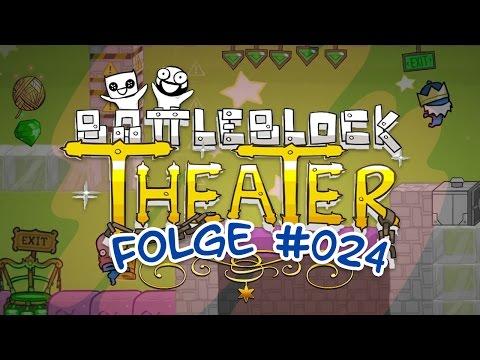 #24 ★ LPT BattleBlock Theater - UOOHHA BABY!!