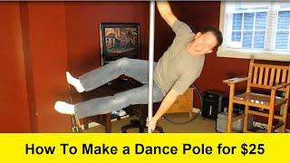 How Make Dance Pole