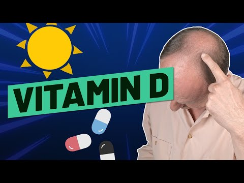 Vitamin D For Hair Loss: What's The Link?