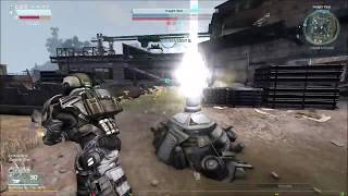Defiance Gameplay 6/16/2018- Freight Yard Capture And Hold PVP - pc
