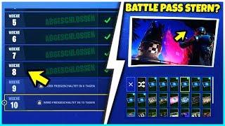 😰 Fortnite EUER ERNST? ⭐ Wo ist der GEHEIME Battle Pass STERN? - Fortnite Battle Royale thumbnail