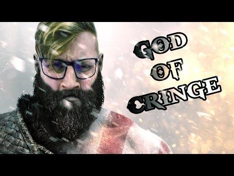 I AM THE GOD OF CRINGE!   God of War LIVE #1