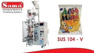 Snacks Packing Machine - Ringo Slanty