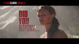 Tomb Raider - Trivia - Did You Know