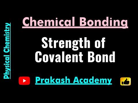 Strength of Covalent bond.mp4