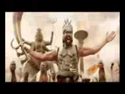 bahubali -2 songs composing video