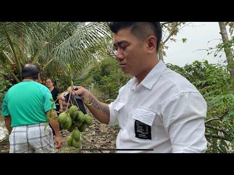 Anh Trương Đan Huy Đau Buồn Khi Tới Vườn Vân Quang Long