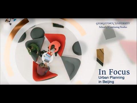 In Focus | Urban Planning in Beijing | Urban & Regional Planning