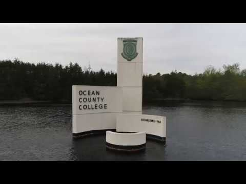 Ocean County College Campus & Students