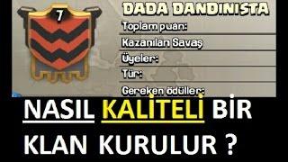 Clash of Clans Süper Klan Kurmak