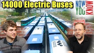 In Depth -  14000 Buses - A Tailpipe of Two Cities