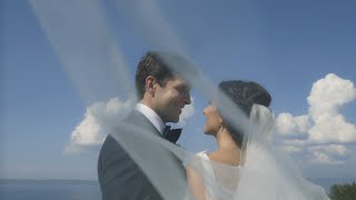 Terésa & Rowan - Wedding / Teaser Video @ Bay Harbor Yacht Club Michigan