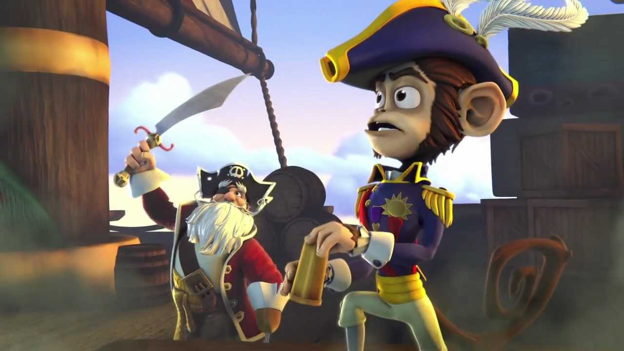 Free Online Game - Pirate101 Family MMO