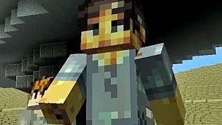 MAZE RUNNER 2 - DIE AUSERWÄHLTEN IN DER BRANDWÜSTE   Minecraft Trailer [HD]