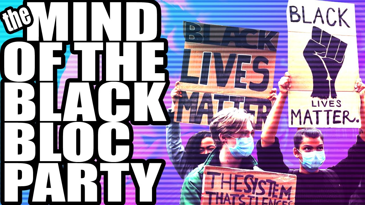 The Black Bloc Party: or How the Cops got Demonetized