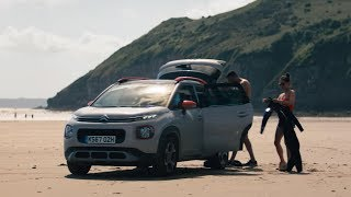 The race is on for the New Citroën C3 Aircross (sponsored)