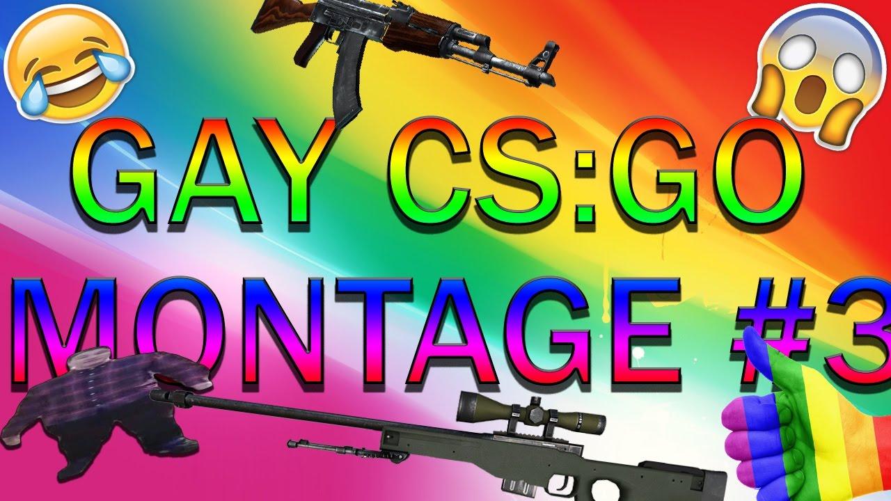 gay cs go montage 3 youtube. Black Bedroom Furniture Sets. Home Design Ideas
