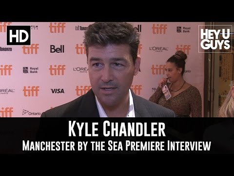Kyle Chandler Premiere Interview - Manchester by the Sea (TIFF2016)