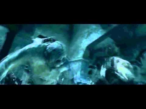 The Cave Troll sounds like Jurassic Park