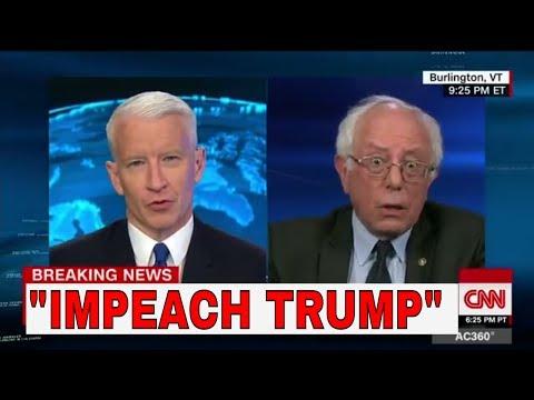 Bernie Sanders & Anderson Cooper BRILLIANTLY Slams Trump On His TWEET