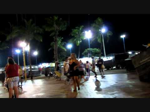 Fortaleza, Brazil - streets, parties and football