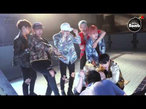 [BANGTAN BOMB] 'FIRE' MV Shooting - Free gesture Time -  BTS (방탄소년단)