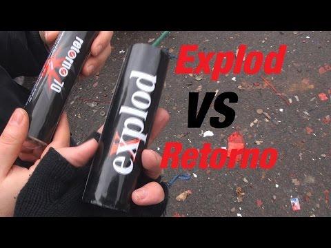 Explod vs Retorno PL Fakes [Full HD]