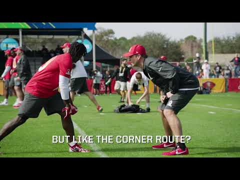 Alex Smith Wired From The Pro Bowl