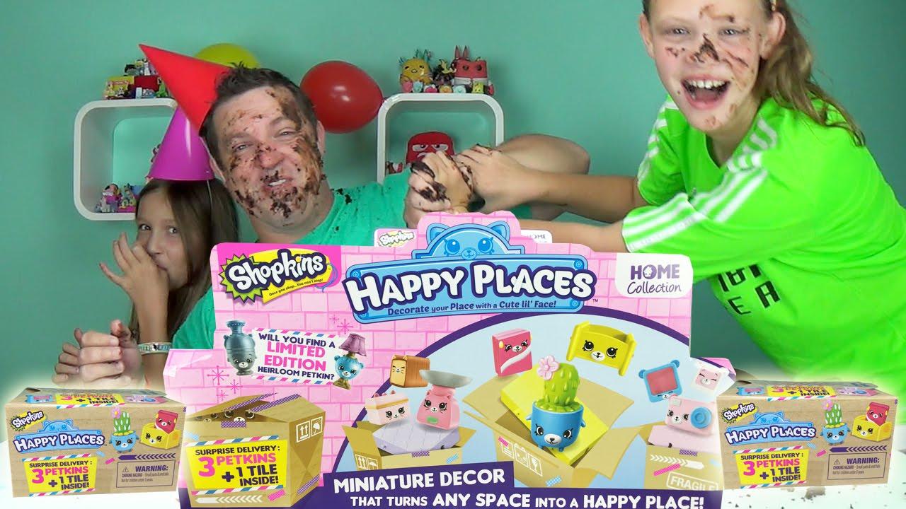 Download Shopkins Happy Places Petkins Surprise Blind Bags