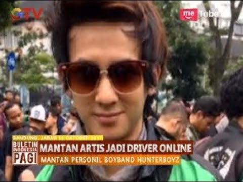 Eks Personel Boyband Banting Setir Jadi Driver Go-Jek - BIP 20/10