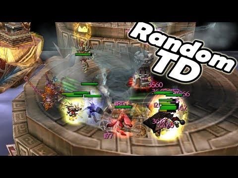 Warcraft 3 | Custom | Random Ability TD