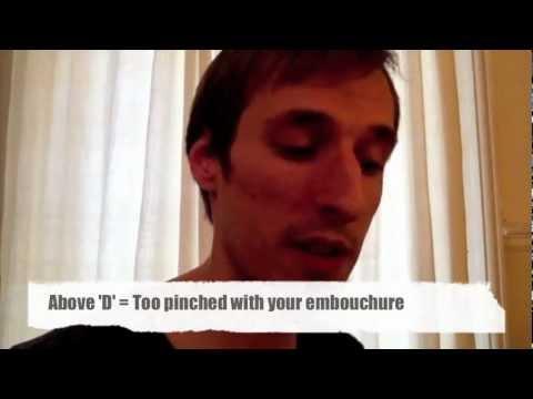 Part 1 - Baritone Saxophone Altissimo Prep