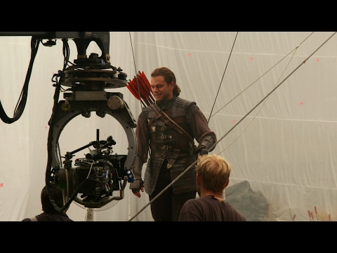 'The Great Wall' Behind the Scenes