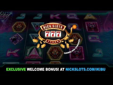 Casino Slots at Ikibu - 04/04/17