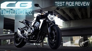 Honda CB1000R test ride review