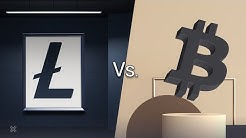 Litecoin vs Bitcoin (LTC vs BTC)
