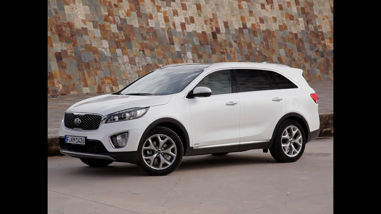 Essai Kia Sorento 2.2 CRDi BVA6 Ultimate 2015 - YouTube