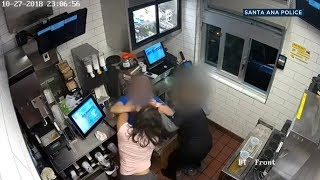 Police are looking for a suspect in a violent attack on a Santa Ana McDonald's manager after the suspect requested ketchup. Details: https://abc7.la/2z7EQIS ...