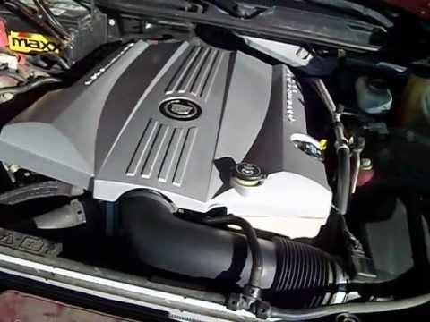 Don Johnson Motors >> 2005 CADILLAC STS NORTHSTAR ENGINE RUN TEST - YouTube